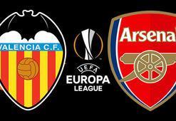Valencia - Arsenal: 2-4