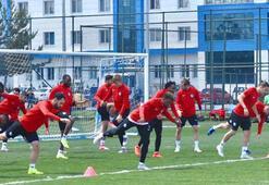 Erzurumsporda Yeni Malatyaspor hazırlığı