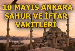 10 Mayıs Ankara sahur ve iftar vakitleri | Ankarada sahur saat kaçta
