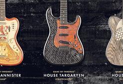 """""""Game of Thrones"""" gitarları"""