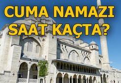 Cuma namazı saat kaçta 10 Mayıs İstanbulda Cuma namazı saat kaçta