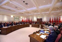 Milli Savunma Bakanlığında koordinasyon toplantısı