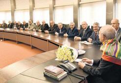 CHP'den arka kapı diplomasisi