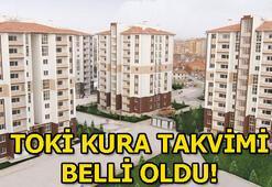 TOKİ kuraları ne zaman çekilecek TOKİ, İstanbul kuraları ne zaman çekilecek