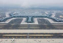 İstanbul Havalimanının özel güvenlik bölgesi belirlendi