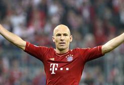Arjen Robben transferi için görüşmeler başladı...