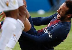 Neymara 3 maç ceza