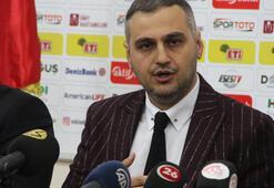 Eskişehirspor Başkanı Kaan Ay: Ligde kaldık, istifamızı istediler