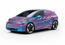 Elektrikli Volkswagen ID.3ün detayları açıklandı