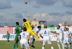 Serik Belediyespor - Karacabey Belediyespor: 1-0