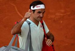 Federerden Madrid Açıka veda