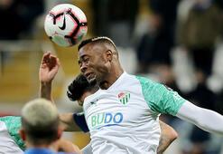 Bursasporlu Chedjou, golcü kimliğini hatırladı