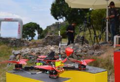 TEKNOFEST heyecanı Türkiye Drone Şampiyonası ile start aldı