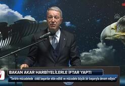 Bakan Akar: Terörle mücadele büyük bir başarıyla devam ediyor