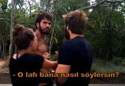 Survivorda kavga Yusuf ve Atakan birbirine girdi