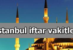 İstanbulda iftar vakti İstanbulda oruç bugün saat kaçta açılacak