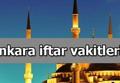 Ankara ramazan imsakiyesi Ankara iftar vakitleri