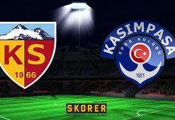 Kayserispor - Kasımpaşa:2-1