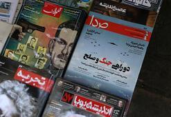 İranda reformist dergiye polis baskını