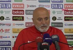 """Hikmet Karaman: """"İstediğimiz golleri bulduğumuz için mutluyuz"""""""