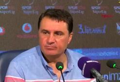 """Mustafa Kaplan: """"Biz bu ligde kalacağız"""""""