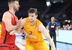 Galatasaray Doğa Sigorta - Gaziantep Basketbol: 70-66