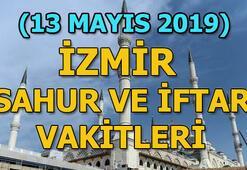 İzmirde sahur saat kaçta, iftar ne zaman (13 Mayıs) İzmir imsakiyesi 2019