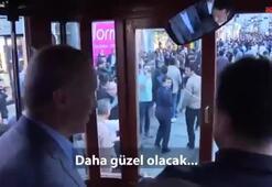 Cumhurbaşkanı Erdoğan, vatandaşa daha güzel olacak diye seslendi