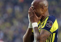 Fenerbahçede Andre Ayew ile yollar ayrılıyor
