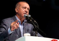 Erdoğan 100. yılda Samsun'a gidecek