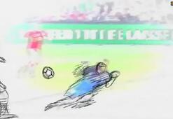 Feyenoorddan Robin van Persie için veda klibi