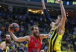 Dörtlü Finalin en tecrübelisi CSKA Moskova