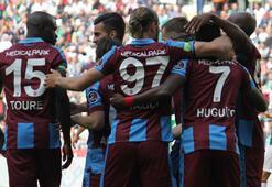 Trabzonsporda yabancı futbolculardan 41 gol