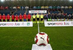 Spor Toto 1. Ligde son haftanın programı açıklandı