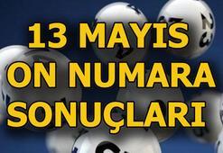 On Numara sonuçları belli oldu (MPİ 13 Mayıs On Numara çekiliş sonuç sorgulama ekranı)