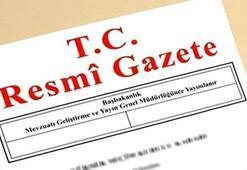 Diyanet İşleri Başkanlığına ait atama kararı Resmi Gazetede