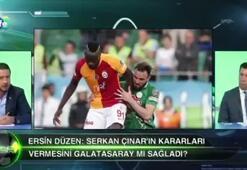 Ersin Düzen: Hata yapılmıştır ama bunun sorumlusu Galatasaray değildir.