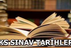 YKS sınavı ne zaman yapılacak TYT, AYT ve YDT sınav tarihleri