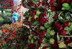 Anneler Gününde çiçek satışları 10 kat arttı