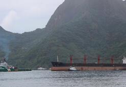 Kuzey Kore, ABDnin el koyduğu geminin iade edilmesini istiyor