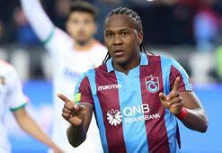 Trabzonsporun Beşiktaş maçındaki güvencesi Rodallega