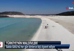 Türkiyenin Maldivleri: Salda Gölü