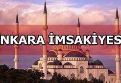 Ankara imsakiyesi | Ankarada iftar saat kaçta