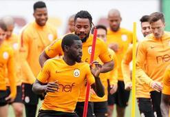 Galatasarayın Akhisarspor maç kadrosu açıklandı