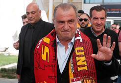 Galatasaray kafilesi Sivasta