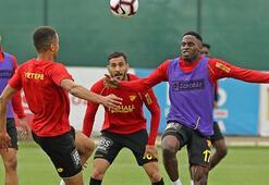 Göztepede Bursaspor maçı hazırlıkları