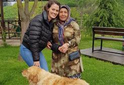 Gülper Özdemirden Anneler Günü ziyareti