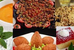 Ramazan ayı iftar menüleri ve kolay yemek tarifleri Bugün ne pişirsem