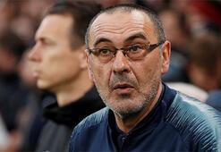 Sarri için iki seçenek: Milan&Roma