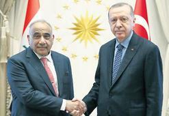 Irak ile askeri iş birliği anlaşması